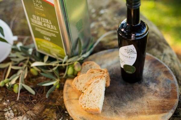 olio extra vergine d'oliva irpino, ravece