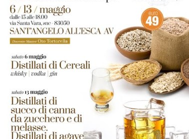 Master of Food – Corso sui liquori e distillati