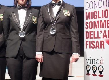 La Fisar premia il Miglior Sommelier della Fisar 2017 Italia Sud e Isole alla Tenuta Cavalier Pepe
