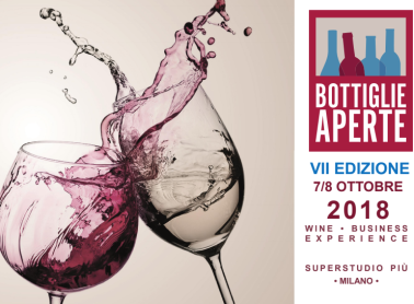 Bottiglie Aperte Milano<br>l'evento di wine business firmato ABS & Blend