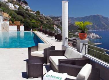 Nereidi Restaurant<br>di Amalfi