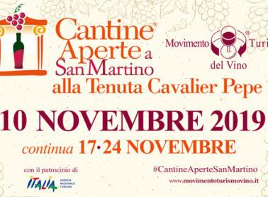 Cantine aperte<br> a San Martino